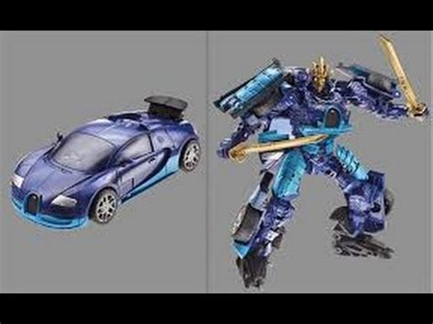 bugatti transformer the bugatti veyron transformer youtube