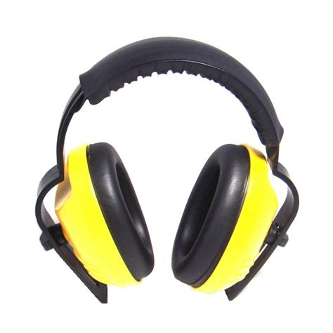 Sensear Protects Your Ears And Fills Them With Knowledge by Proguard Eurosafe A 606 Y Ear Yellow