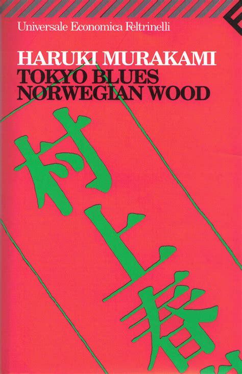 libro norwegian wood activity book tokyo blues haruki murakami 2229 recensioni