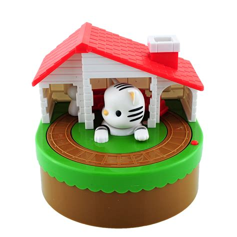 Coin Saving Box itazura automatic stealing coin cat cents piggy