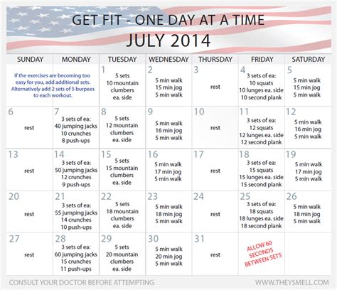 one day at a time monthly beginner s workout series one day at a time monthly beginner s workout series