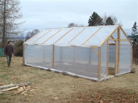 making a very low cost greenhouse out of straw cheap greenhouse plastic in a nutshell desperate soil girl
