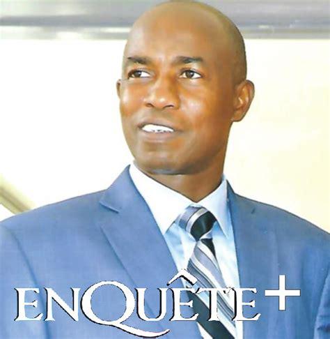 Habatussauda Al Amin Ums souleymane teliko president de l union des magistrats du senegal ums quand dans un pays