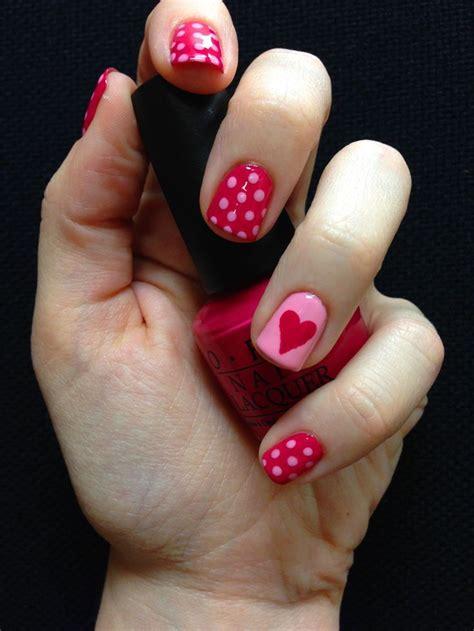 valentines day nail art nail art for valentines day valentine nail
