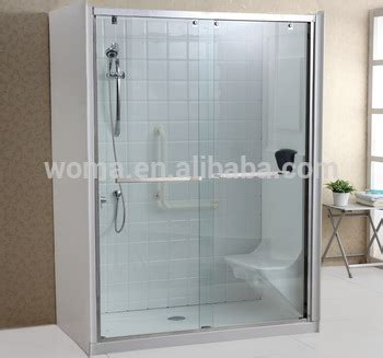 2 Sided Shower Stall 2 Sided Shower Enclosure With Seat Buy Walk In Shower