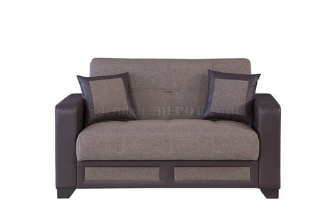 Sofa Elit elit form sofa bed in brown fabric by casamode w options