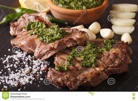 argentijnse keuken argentijnse keuken geroosterd rundvleeslapje vlees met