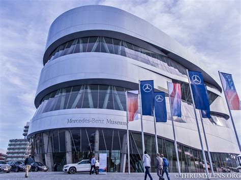 A Tour Of The Mercedes Benz Museum In Stuttgart Germany