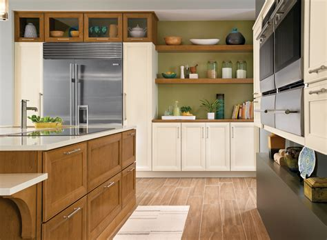 two tone kitchen cabinet doors dark upper cabinets light lower cabinets two tone cabinet