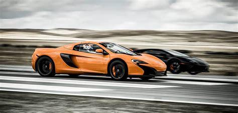 by caitlin duffy april 27 2015 shares 17 lamborghini aventador vs mclaren 650s drag race