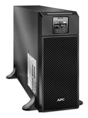 Smart Ups Apc 6000va Srt6kxli apc smart ups srt 6000va 230v apc singapore