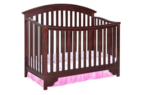 s convertible crib convertible cherry wood cribs sears