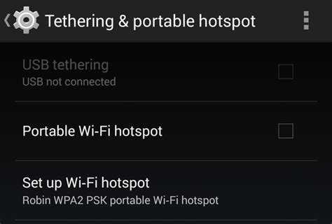 how to set up hotspot on android how to create mobile hotspot on android ios windows phone and blackberry ndtv gadgets360