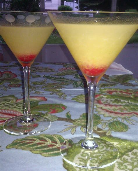 martini pineapple sazon pineapple martini
