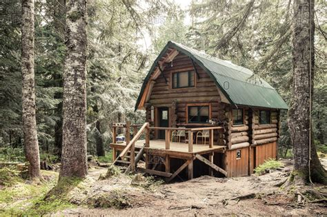 arched cabins reviews log house stock photos offset