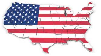 us map with american flag pictures us flag clipart best