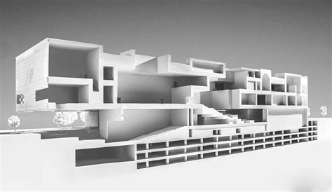 House Building Designs gallery of harry gugger and over under design museum to