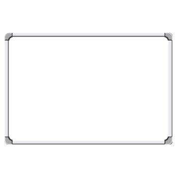 Whiteboard Single Stand 120x180 papan tulis whiteboard sentra single gantung 60 x