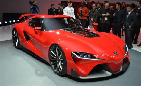 High End Toyota Is Toyota Planning A High End Hybrid Sports Car