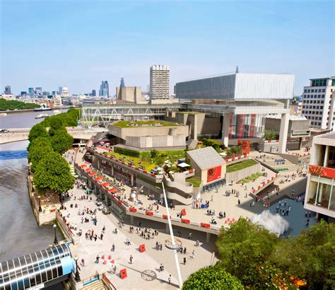 south bank southbank centre release new images of festival wing and