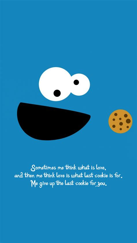wallpaper for iphone cookie monster do you have the last cookie to give cookie monster