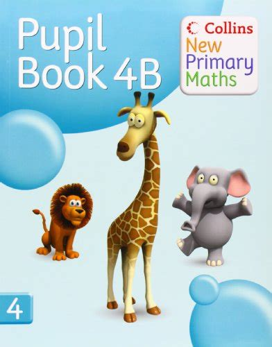 New Course 4b collins new primary maths pupil book 4b paperback book the cheap fast free ebay