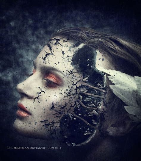 torn appart 60 wonderful face photo manipulation artworks for your inspiration