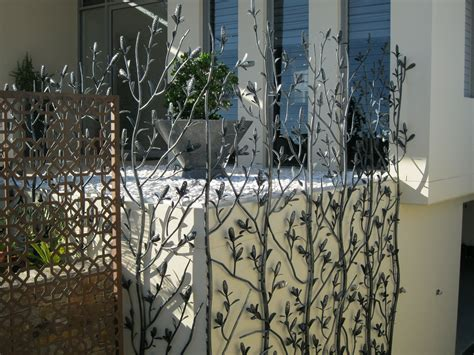 decorative outdoor screens outdoor screens sunshine coast living style landscapes
