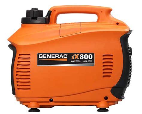 generac ix series portable generator invertor ships free