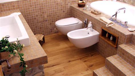pavimento in legno per bagno le finiture il legno arredativo design magazine