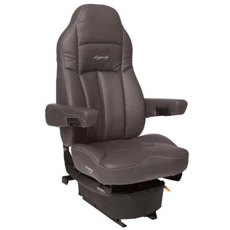 legacy lo truck seats gray ultra leather legacy lo seat 4 state trucks
