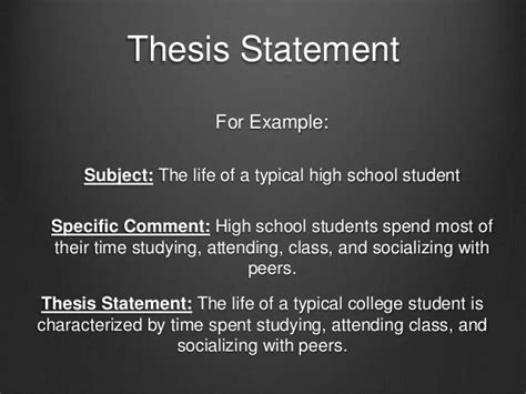 what makes a thesis statement for a research paper what makes a thesis statement for a research paper 28