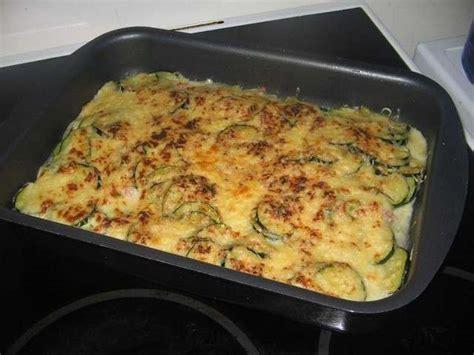 cuisine courgettes gratin les meilleures recettes de gratins et gratin de courgettes
