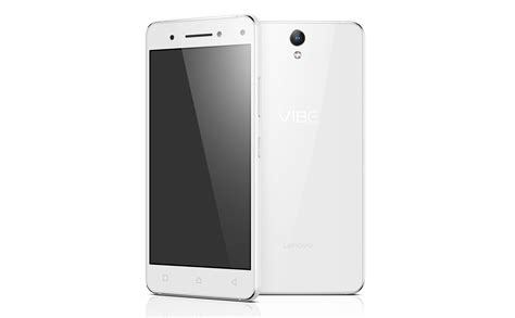 Lenovo Vibe S1 unveiled: first dual front camera for