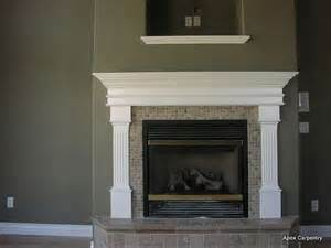 modern fireplace mantels kyprisnews