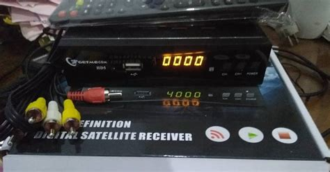 Getmecom Hd5 Laut By Arin Parabola receiver parabola getmecom hd5 new generation chipset