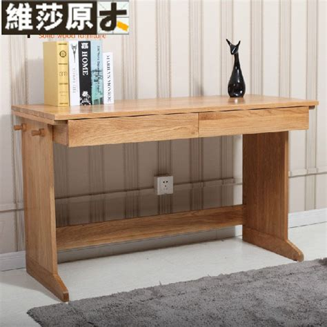 solid wood white writing desk japanese white oak solid wood desk for children to learn