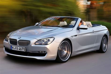 Bmw Convertible Price by Bmw Convertible 6 Series Reviews Prices Ratings With