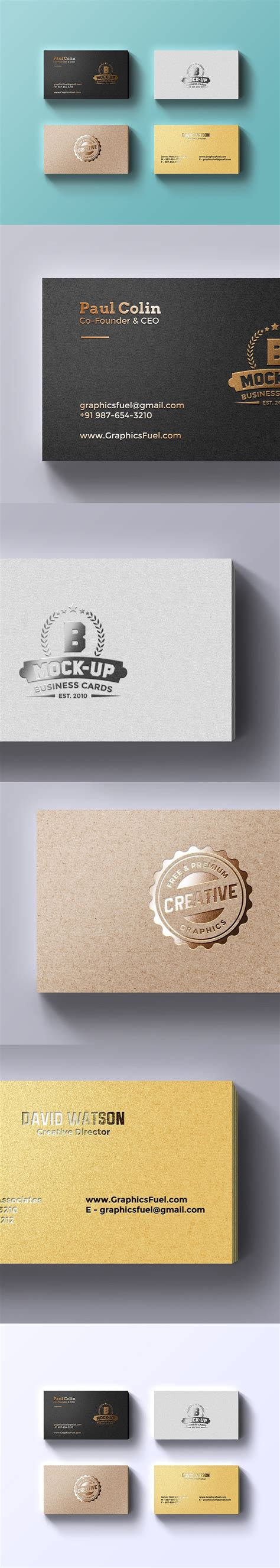 silver foil business card psd template foil business cards mockup psd graphicsfuel