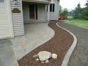 Front Patio Pavers Front Yard Paver Ideas Quotes