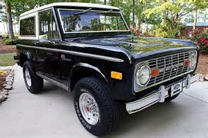 1977 ford bronco end of an era jacked up lifted trucks