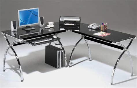 techni mobili corner tower computer desk techni mobili hip black glass corner computer desk black