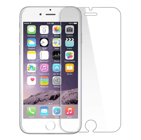 Tempered Glass Screen Protector Iphone 6 0 24mm premium tempered protective glass screen protector for iphone 6 4 7 orzly