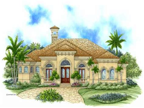 mediterranean style house plans 3043 square foot home 1