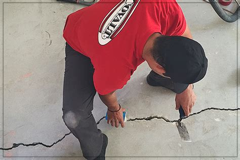 How To Fix Cracked Concrete Garage Floor by Covalt Floor Repair Concrete Floor Repair Concrete Floor