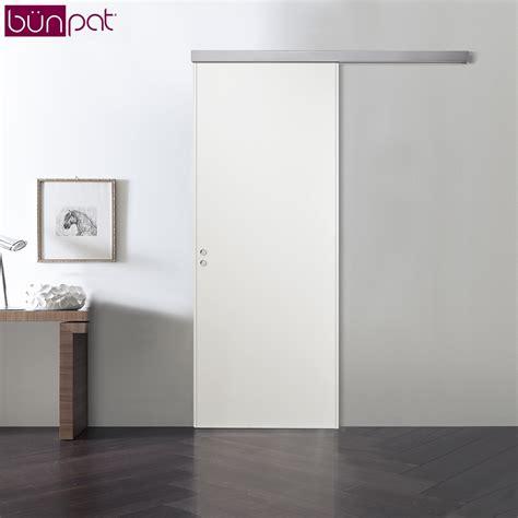 porta scorrevole esterno muro prezzo porta bunpat scorrevole esterno muro colore bianco