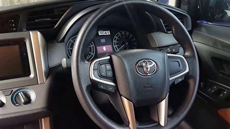 Bodykit Kijang Innova Reborn dashboard innova diesel 2017 seri g