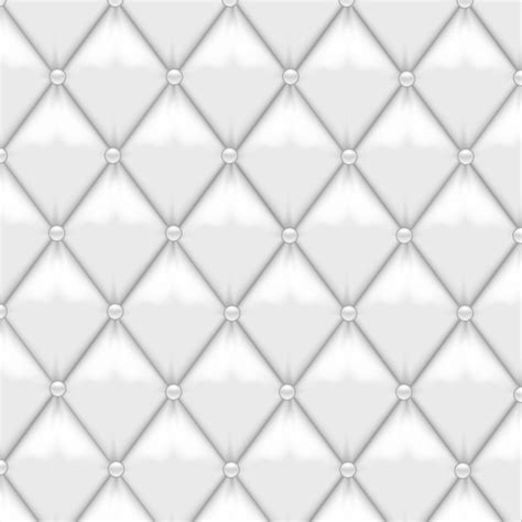white leather upholstery free vector