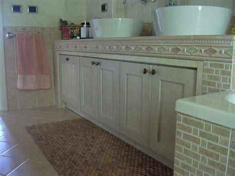 mobile bagno muratura bagno in muratura fai da te gli impianti idraulici la