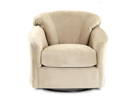 Swivel Living Room Chairs by Klaussner Living Room Swivel Glider Chair 12 Swgl